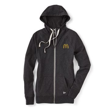 Picture of Ladies' New Era® Full Zip Hoodie