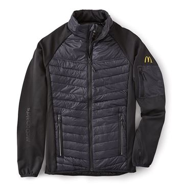 Picture of Men's Hybrid Insulated Jacket