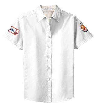 Picture of Men's Retro Button Down