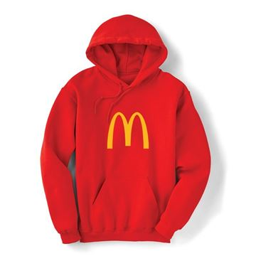 Picture of Red Arches Hoodie