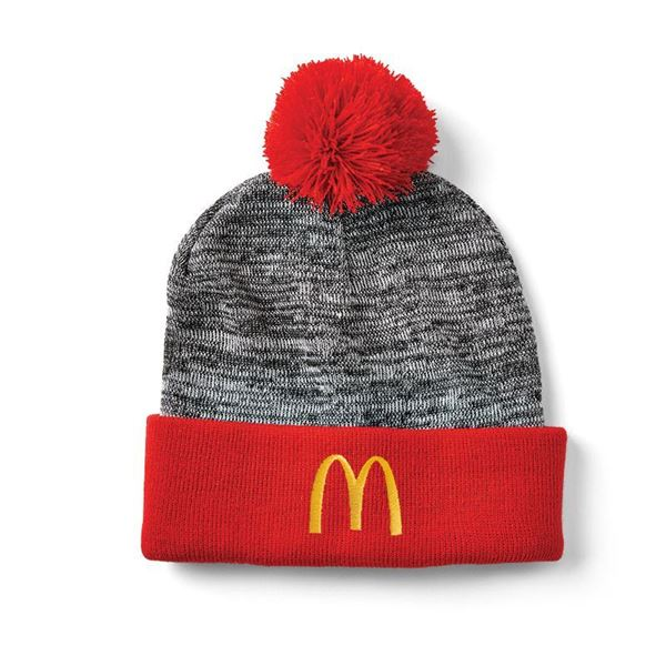 Picture of Arches Pom Beanie