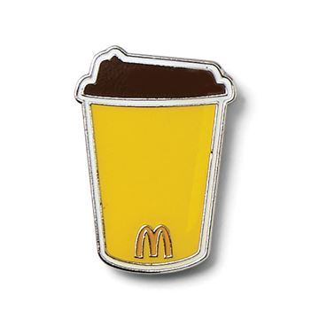 Picture of McCafe Lapel Pin