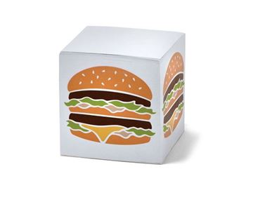 Picture of Big Mac Icon Notepad