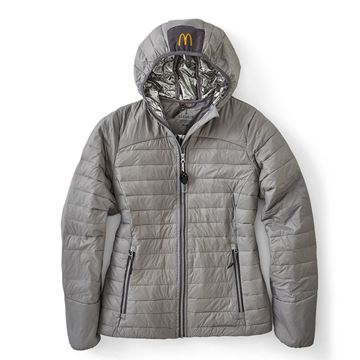 Picture of Ladies' Packable Insulated Jacket