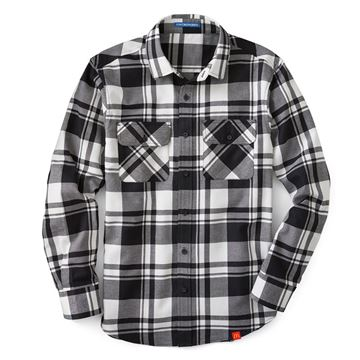 Picture of Men's Plaid Flannel Shirt