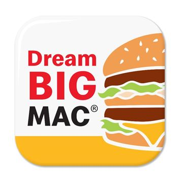Picture of Dream Big Mac Pin