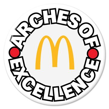 Picture of Arches Of Excellence Pin