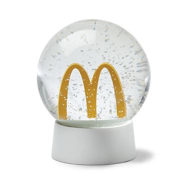 Picture of Arches Snow Globe