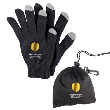 Picture of HU Winter Gloves with Pouch