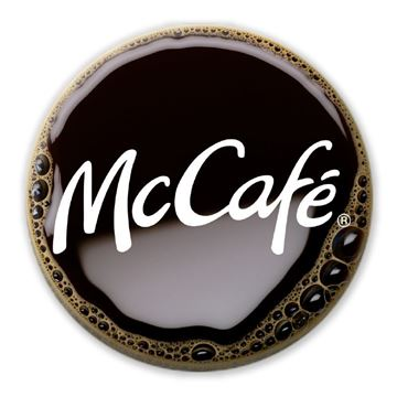 Picture of McCafe Hot Coffee Lapel Pin