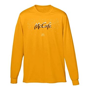 Picture of McCafe Holiday Long Sleeve Shirt