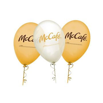 Picture of McCafe Balloon Pack (24/pk)