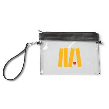 Picture of Clear Wristlet