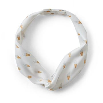 Picture of Ladies' Vanilla Cone Pattern Tie