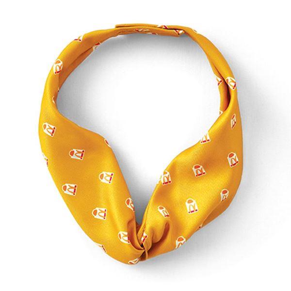 Picture of  Ladies' Hash Brown Pattern Tie