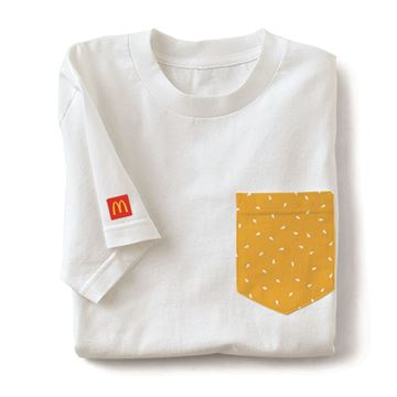 Picture of Sesame Seed Pocket T-Shirt