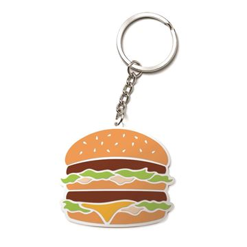 Picture of Big Mac Keychain