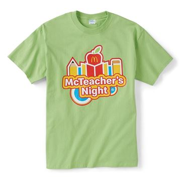 Picture of McTeacher's Night T-Shirt