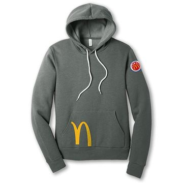 Picture of Grey All American Games Hoodie