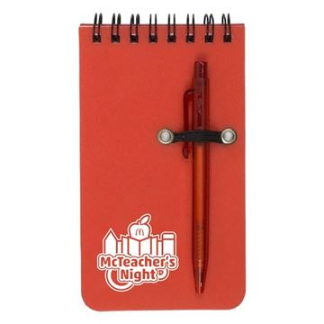 Picture of McTeacher's Night Jotter