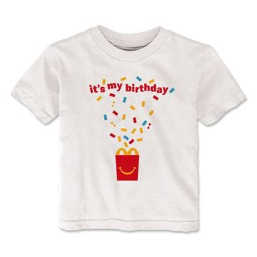 Picture of Youth Confetti T-Shirt