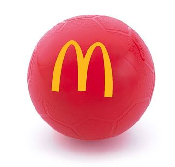 Picture of Red Mini Soccer Ball