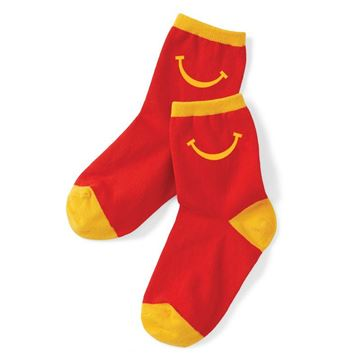 Picture of Youth Smile Socks