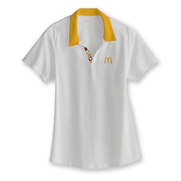 Picture of Ladies' Limited Edition Big Mac Polo