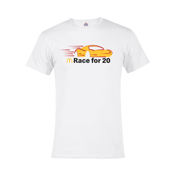 Picture of Race for 20 T-Shirt