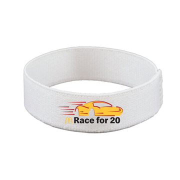 Picture of Race for 20 Wristband