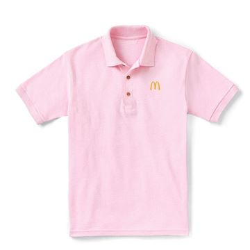 Picture of Pink Value Polo