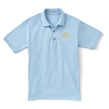 Picture of Light Blue Value Polo