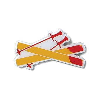 Picture of Dipped Fries Skis Lapel Pin