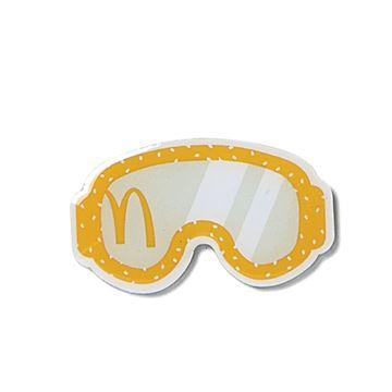 Picture of Ski Goggles Lapel Pin
