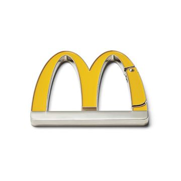 Picture of Golden Arches Carabiner