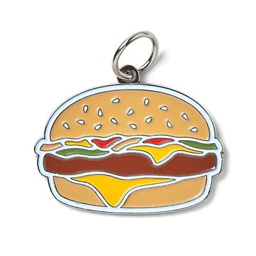 Picture of Oversized Quarter Pounder Charm