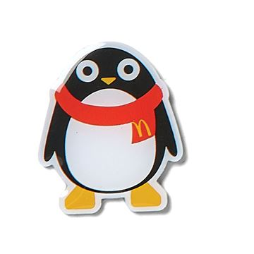 Picture of Holiday Penguin Lapel Pin