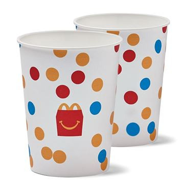 Picture of 16 oz Confetti Souvenir Cup