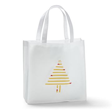 Picture of Dipped Fries Tree Tote Bag