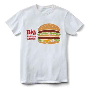 Picture of Big Holiday Wishes T-Shirt