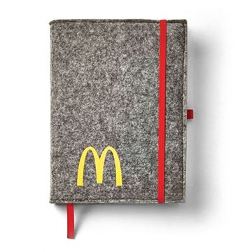 Picture of Arches Felt Notebook