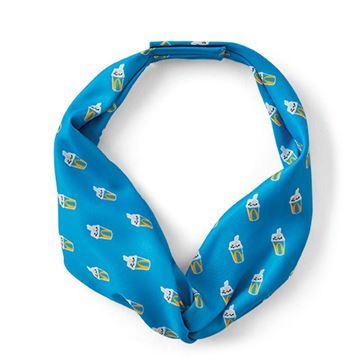 Picture of Ladies' McFlurry Repeat Pattern Tie