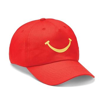 Picture of Red Smile Cap
