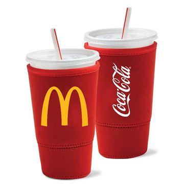 Picture of Sok-It® 30oz SodaSok Cold Cup Sleeve 50/CS - Coca-Cola