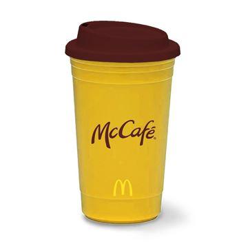 Picture of 15 oz McCafe Travel Mug