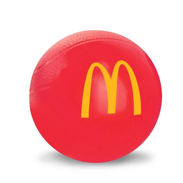 Picture of Red Mini Basketball