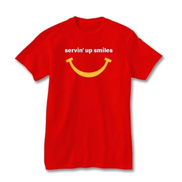 Picture of Servin' Up Smiles T-Shirt