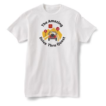 Picture of Amazing Drive Thru Quest T-Shirt