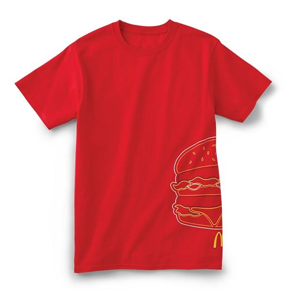 Picture of Big Mac Icon Outline Tee