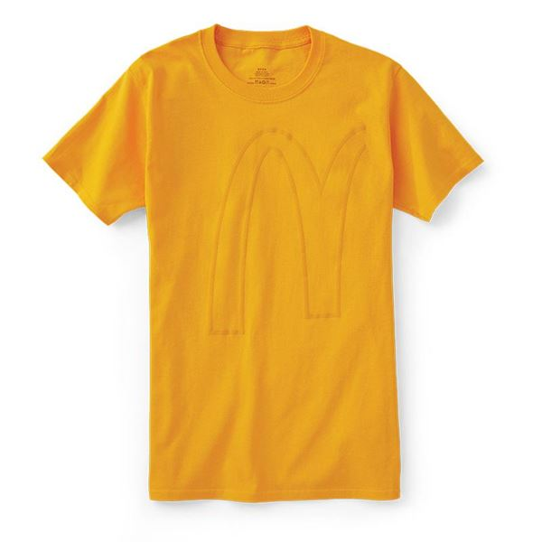 Picture of Cropped Arches Puff Tee